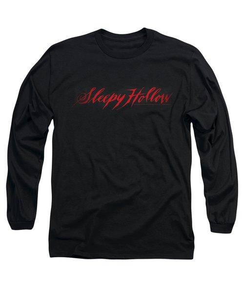 Sleepy Hollow - Logo Long Sleeve T-Shirt by Brand A