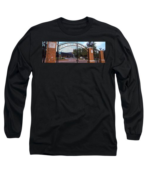 Stadium Of A University, Michigan Long Sleeve T-Shirt by Panoramic Images