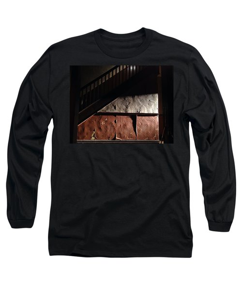 Stairwell Long Sleeve T-Shirt by H James Hoff