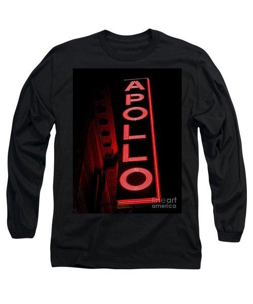 The Apollo Long Sleeve T-Shirt by Ed Weidman