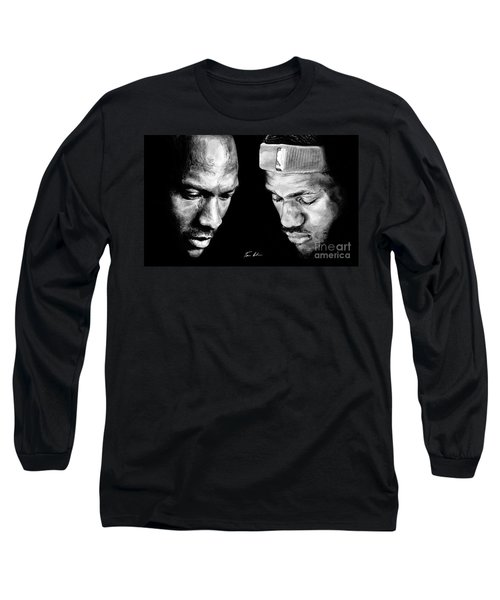The Next One Long Sleeve T-Shirt by Tamir Barkan