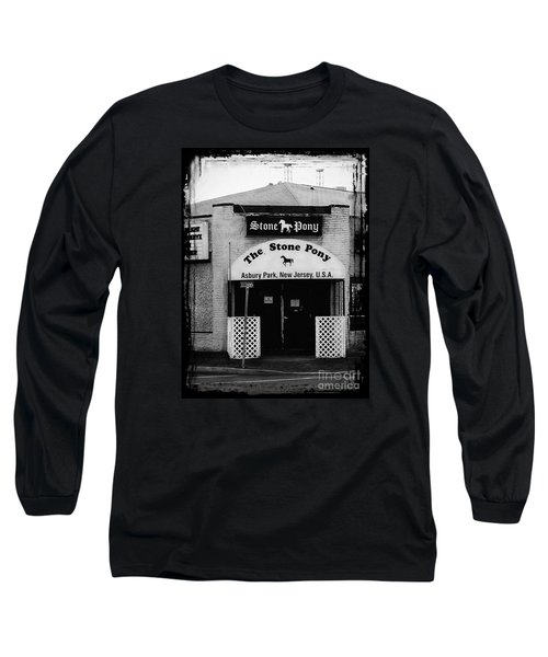 The Stone Pony Long Sleeve T-Shirt by Colleen Kammerer