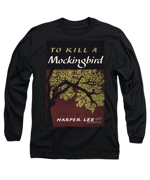 To Kill A Mockingbird, 1960 Long Sleeve T-Shirt by Granger