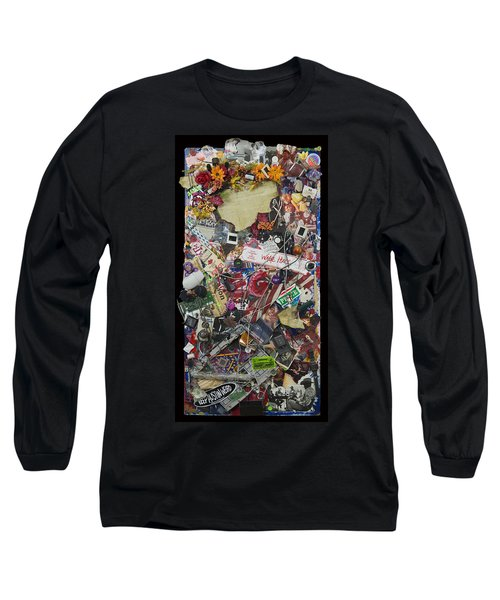 Wage Peace Long Sleeve T-Shirt by Doug LaRue
