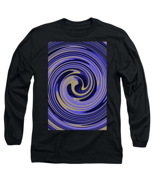 You Are Like A Hurricane Long Sleeve T-Shirt by Bill Cannon