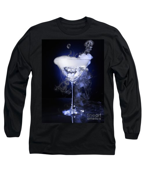 Exotic Drink Long Sleeve T-Shirt by Oleksiy Maksymenko