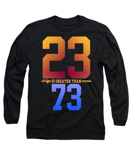 2373-2 Long Sleeve T-Shirt by Augen Baratbate