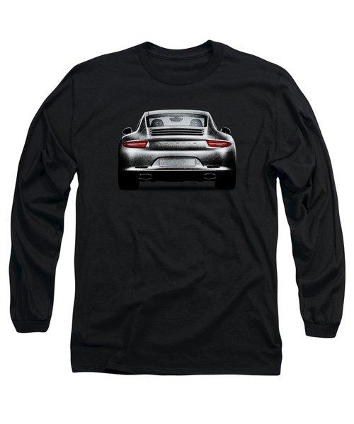911 Carrera Long Sleeve T-Shirt by Mark Rogan