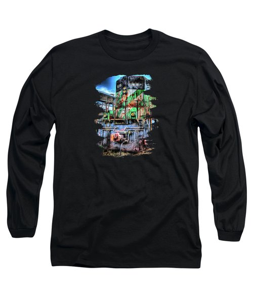 Big Bad 6116 Long Sleeve T-Shirt by Thom Zehrfeld