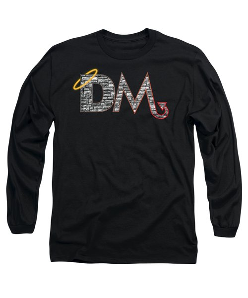 DM Long Sleeve T-Shirt by Jon Munson II