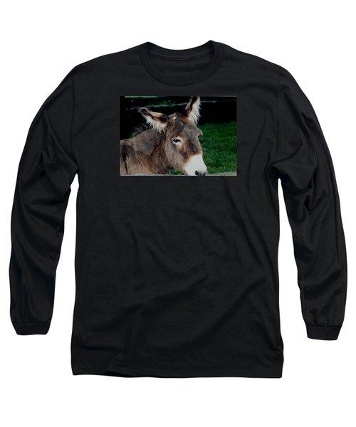 Donald Long Sleeve T-Shirt by Ryan Fox