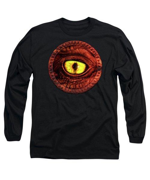 Dragon Long Sleeve T-Shirt by Joe Roberts