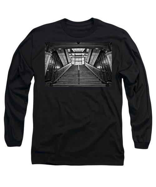 Grand Case Long Sleeve T-Shirt by CJ Schmit