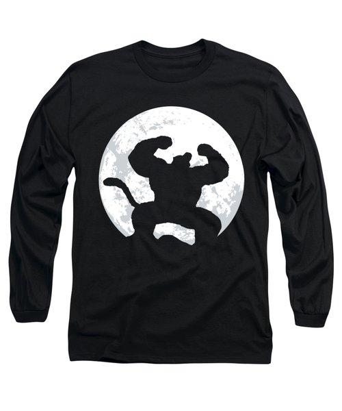 Great Ape Long Sleeve T-Shirt by Danilo Caro