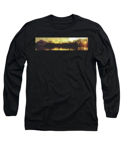 Jefferson Rise Long Sleeve T-Shirt by Reuben Cole