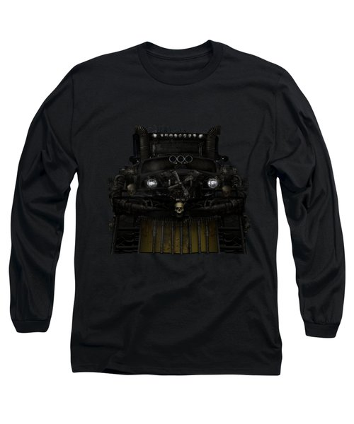 Midnight Run Long Sleeve T-Shirt by Shanina Conway