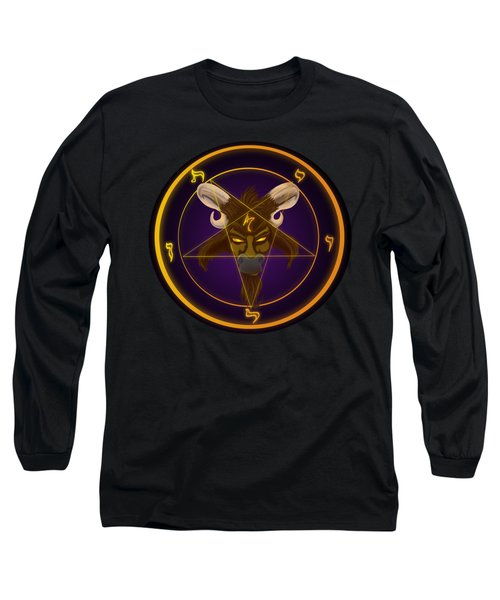 Sigil Of 47 Long Sleeve T-Shirt by Mister 47