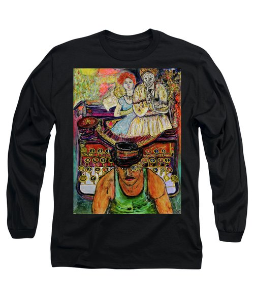 Strife  Long Sleeve T-Shirt by Lindsay Strubbe