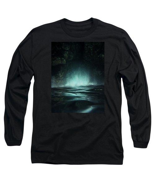Surreal Sea Long Sleeve T-Shirt by Nicklas Gustafsson