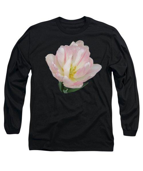 Tenderness Long Sleeve T-Shirt by Elizabeth Duggan