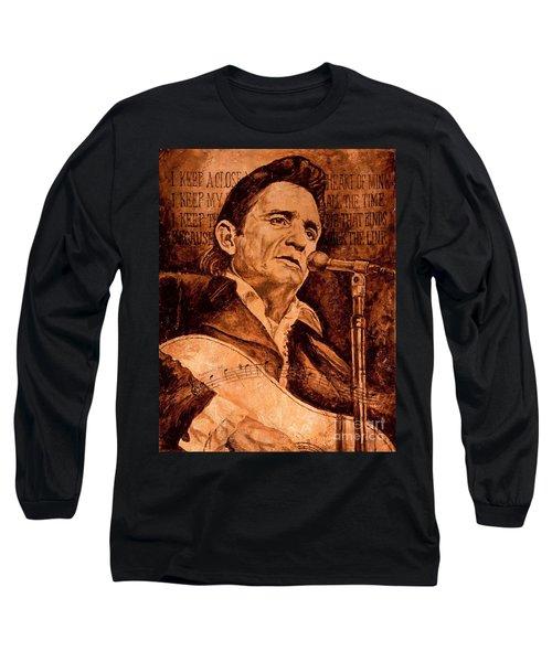 The American Legend Long Sleeve T-Shirt by Igor Postash
