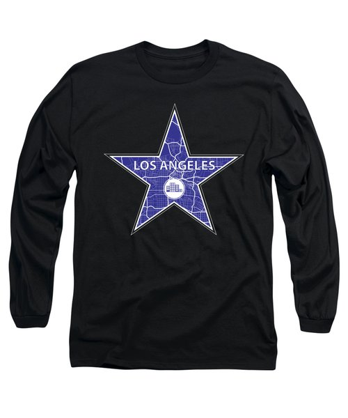 The Blueprint Long Sleeve T-Shirt by Alek Cummings