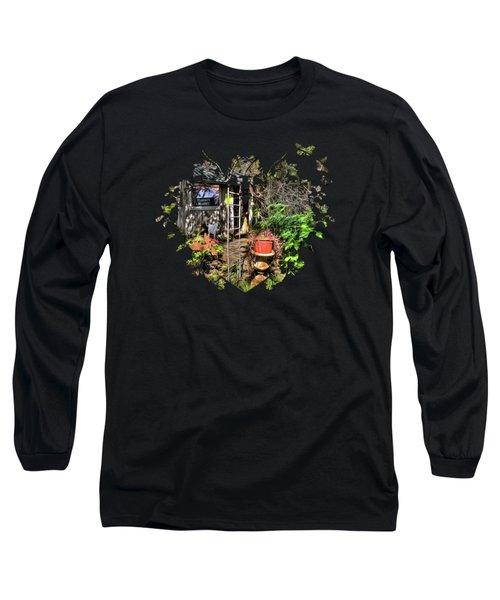 Yesterdays Memories Long Sleeve T-Shirt by Thom Zehrfeld