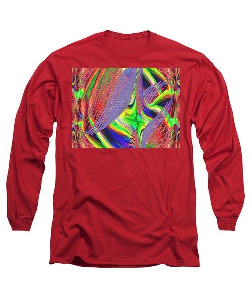 Albatross Dreamscape Long Sleeve T-Shirt by Tim Allen