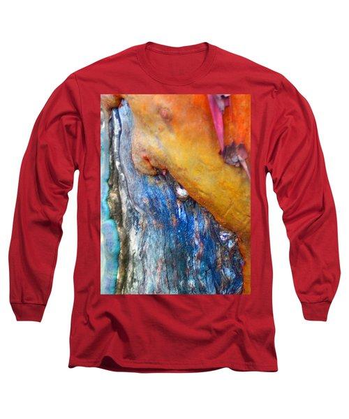 Long Sleeve T-Shirt featuring the digital art Ganesh by Richard Laeton