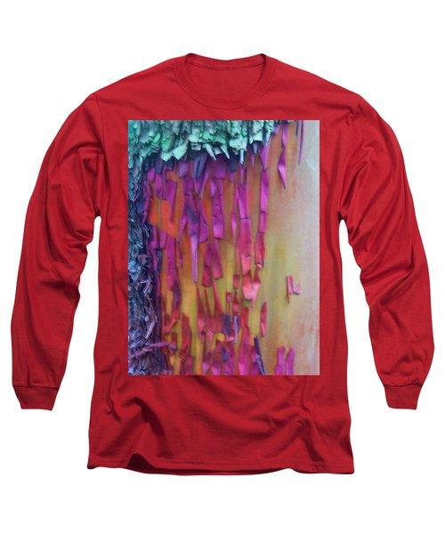 Long Sleeve T-Shirt featuring the digital art Imagination by Richard Laeton