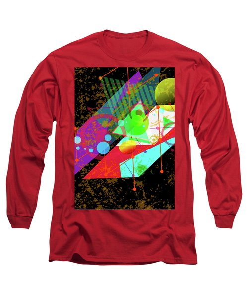 Coming Home Long Sleeve T-Shirt by Don Kuing