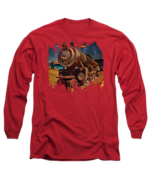 Old 44 Long Sleeve T-Shirt by Thom Zehrfeld