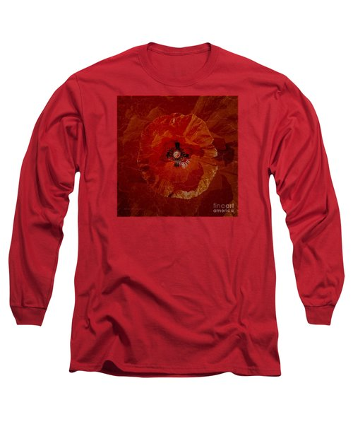 Bloody Mary Long Sleeve T-Shirt by Mona Stut