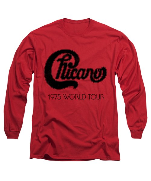 Chicano Long Sleeve T-Shirt by Mike Lopez