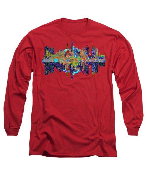 Tokyo Japan Long Sleeve T-Shirt by John Groves