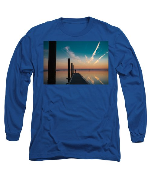 Long Sleeve T-Shirt featuring the photograph Follow Me by Thierry Bouriat