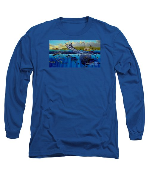 Los Suenos Long Sleeve T-Shirt by Carey Chen