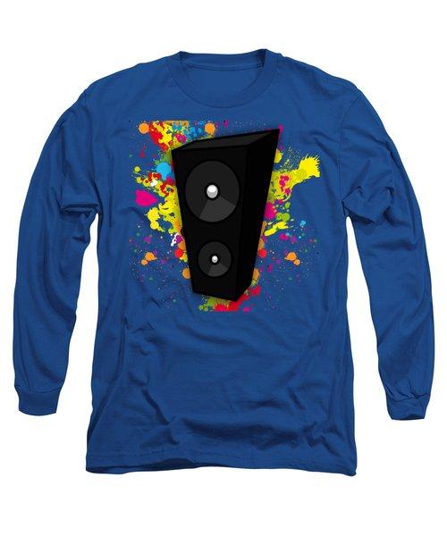 Musical Long Sleeve T-Shirt by Marvin Blaine