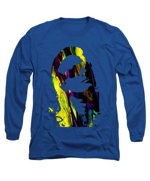 Bono Collection Long Sleeve T-Shirt by Marvin Blaine