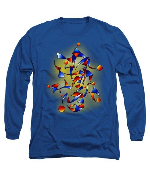 Abugila V5 Long Sleeve T-Shirt by Cersatti