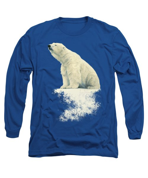 Something In The Air Long Sleeve T-Shirt by Lucie Bilodeau