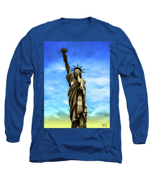 Wip My Lady Long Sleeve T-Shirt by Kd Neeley