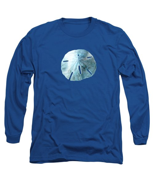 Sand Dollar Long Sleeve T-Shirt by Anastasiya Malakhova