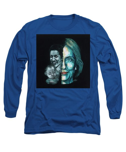 Thanks To Dorothy And Charlotte Long Sleeve T-Shirt by Konni Jensen