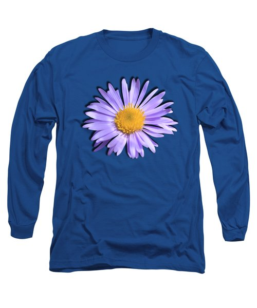 Wild Daisy Long Sleeve T-Shirt by Shane Bechler