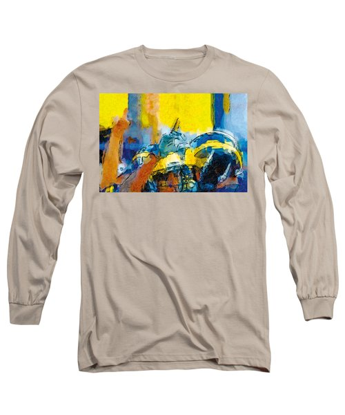 Always Number One Long Sleeve T-Shirt by John Farr