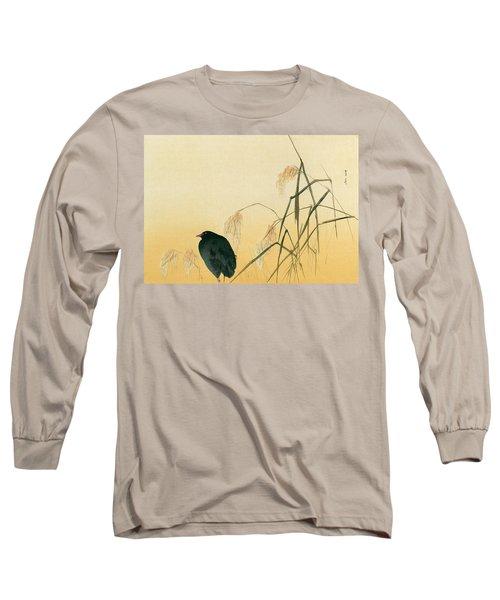 Blackbird Long Sleeve T-Shirt by Japanese School