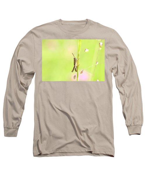 Grasshopper  Long Sleeve T-Shirt by Toppart Sweden