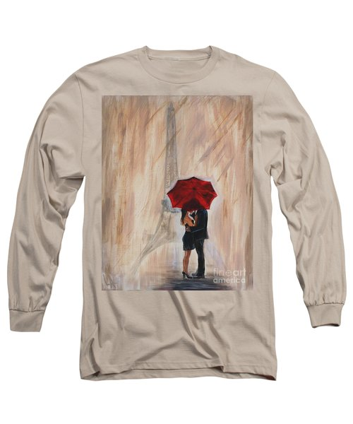 I'm Yours Long Sleeve T-Shirt by Leslie Allen