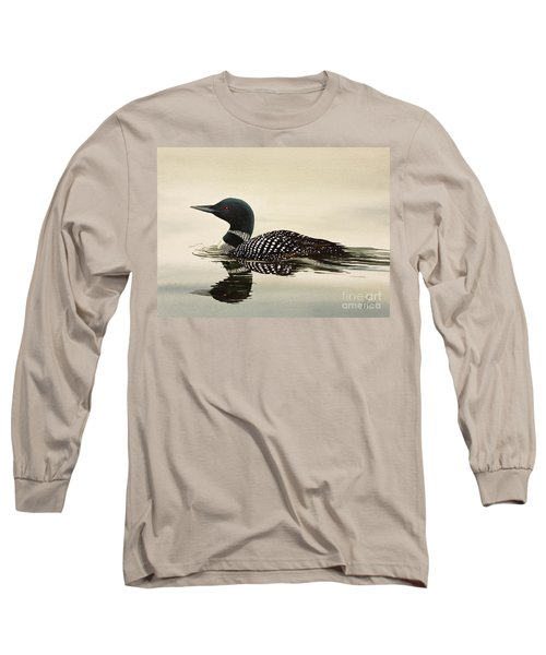 Loveliest Of Nature Long Sleeve T-Shirt by James Williamson